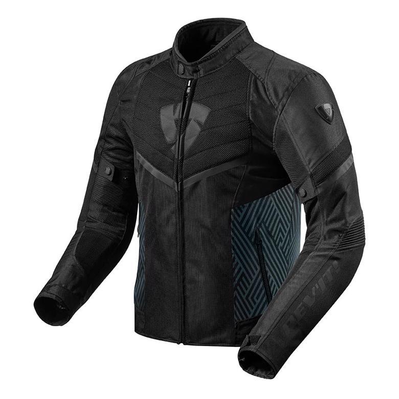 バイクパーツ モーターサイクル オートバイ セール バイク用品 ウェア ジャケットレブイット ARC エア ジャケット ブラック XLREVIT FJT255-1010-XL 取寄品