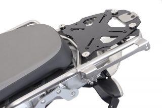 バイク用品 ケース(バッグ) キャリア 車両用ソフトバッグエスダブリューモーテック 汎用ベースプレート チューブラーラック用 TRAX用(アダプターKIT付)SW-MOTECH GPB00152165 取寄品 セール