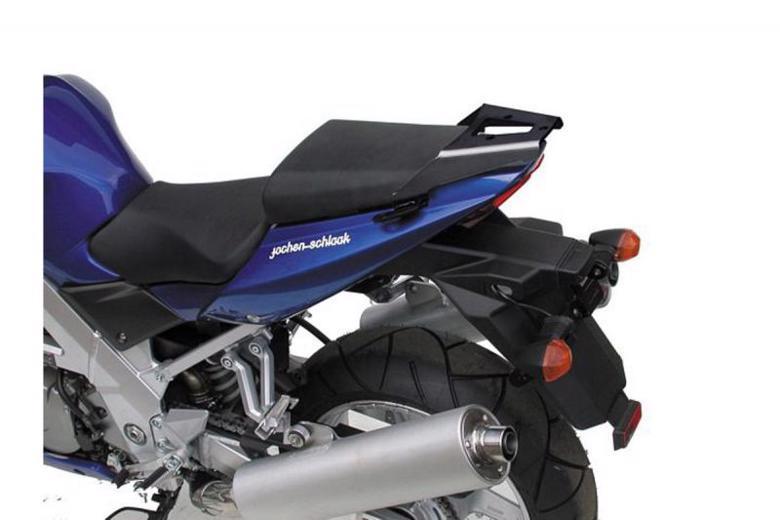 スーパーセール バイク用品 ケース(バッグ) キャリア 車両用ソフトバッグエスダブリューモーテック ALU-RACK(アルラック)BLK SV650 S03-08 SV1000 S03-05SW-MOTECH GPT05232100/B 取寄品