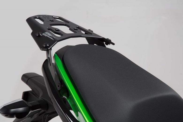 バイク用品 ケース(バッグ) キャリア キャリア&ケースホルダーエスダブリューモーテック ALU-RACK(アルラック)BLK ER-6N F 12-SW-MOTECH GPT0820015000/B 取寄品