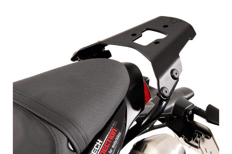 スーパーセール バイク用品 ケース(バッグ)&キャリア キャリア&ケースホルダーエスダブリューモーテック ALU-RACK(アルラック)BLK TRIUMPH SPEEDTRIPLE1050 10-15SW-MOTECH GPT1118315000/B 取寄品