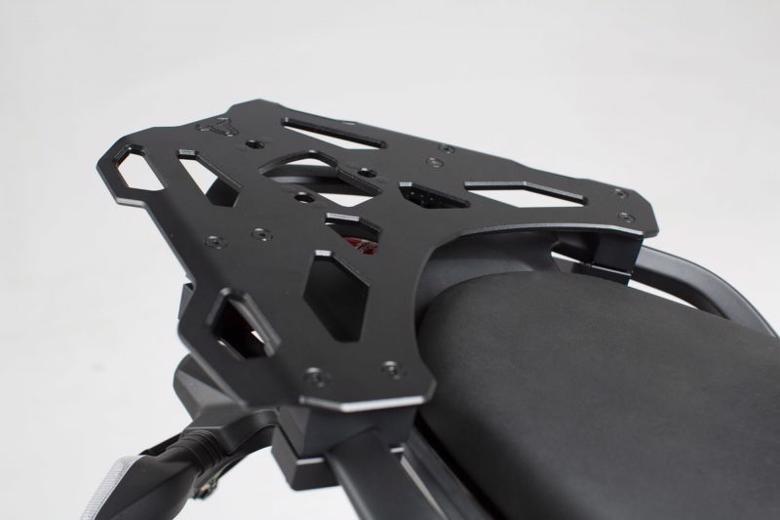 バイク用品 ケース(バッグ) キャリア キャリア&ケースホルダーエスダブリューモーテック ALU-RACK(アルラック)BLK DUCATI MULTISTRADA1200 S 15-SW-MOTECH GPT2258415000/B 取寄品
