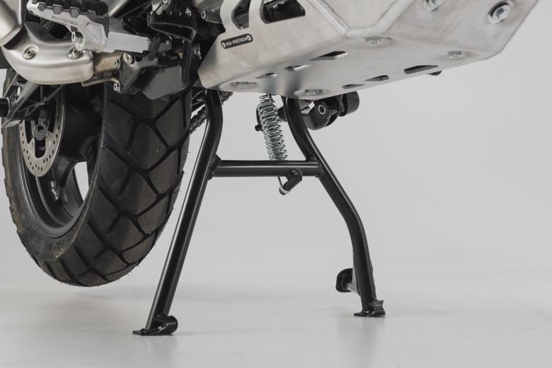バイクパーツ モーターサイクル オートバイ セール バイク用品 外装 サイドスタンド&センタースタンドエスダブリューモーテック センタースタンド BMW G310GS 17-18SW-MOTECH HPS0786210001/B 取寄品