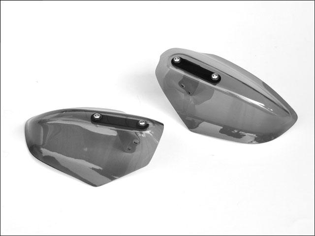 バイク用品 ハンドル ハンドルガードシックデザイン ガイラガントレット スモーク HD スポーツ 96-03 ダイナ 96-CHIC DESIGN GG:HD/2 取寄品
