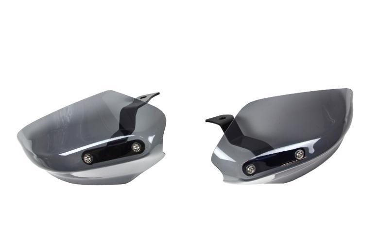 バイク用品 ハンドル ハンドルガードシックデザイン ガイラガントレット スモーク VTR250 09-CHIC DESIGN GG34B/2 取寄品