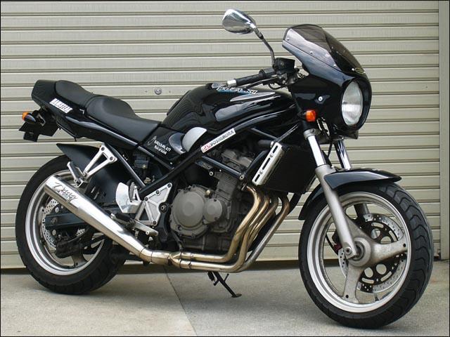スーパーセール バイク用品 外装 カウルシックデザイン ロードコメット PNブラック クリア BANDIT250 -94CHIC DESIGN RC10C-PNBK 取寄品