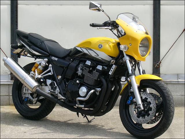 バイク用品 外装 カウルシックデザイン ロードコメット ブラック2 スモーク XJR400R 98-CHIC DESIGN RC38-BK2/2 取寄品 スーパーセール