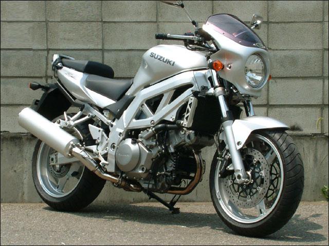 バイク用品 外装 カウルシックデザイン ロードコメット PノベルティBK スモーク SV1000CHIC DESIGN RC46-PNBK/2 取寄品 スーパーセール