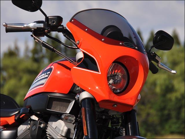 スーパーセール バイク用品 外装 カウルシックデザイン ストリームヘッドカウル BLKゲル スモーク XR1200 XCHIC DESIGN HC59-GEL/2 取寄品