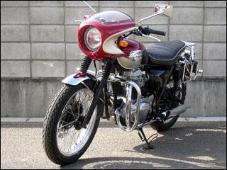スーパーセール バイク用品 外装 カウルシックデザイン ミニロケットカウル L8 ルミナスポラリスBL ギャラクシーSV W650CHIC DESIGN MR48-GS/LPB 取寄品
