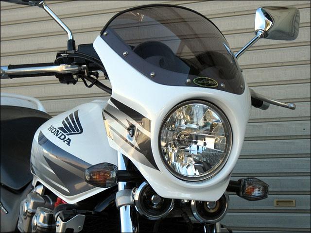 スーパーセール バイク用品 外装 カウルシックデザイン ロードコメット ソードSLV.M スモーク CB1300SF 03-17CHIC DESIGN RC44-SDSV/2 取寄品