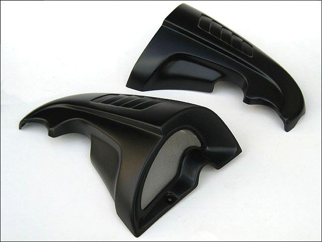 スーパーセール バイク用品 外装 カウルシックデザイン サイドインテーク ブラックメタ2 V-MAXCHIC DESIGN SI26-BKM2 取寄品