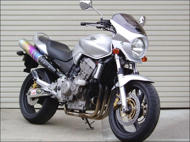 スーパーセール バイク用品 外装 カウルシックデザイン ロードコメット2 イタリアンレッド スモーク ホーネット900CHIC DESIGN RCB43-IRD/2 取寄品