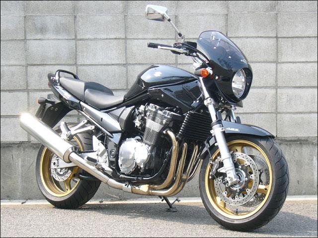 スーパーセール バイク用品 外装 カウルシックデザイン ロードコメット2 Cインディブルー スモーク BANDIT1200 06-CHIC DESIGN RCB50-CIBL/2 取寄品
