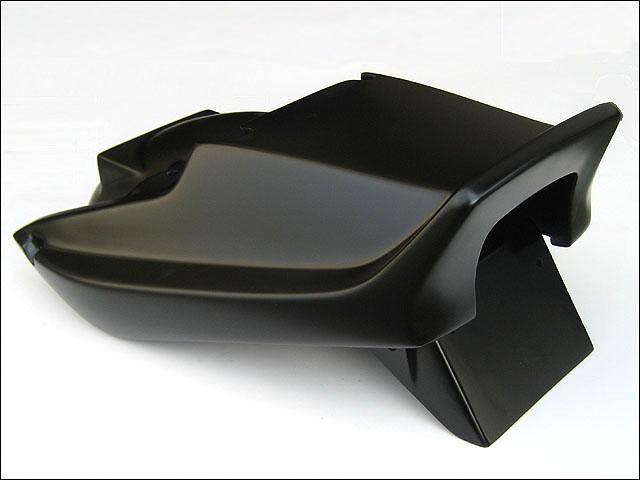 バイク用品 外装 シートシックデザイン テールカウルキット ヤマハブラック V-MAXCHIC DESIGN TC26-YBK 取寄品
