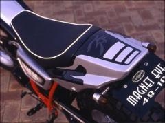バイク用品 外装 シートシックデザイン テールカウルキット TW200 225CHIC DESIGN TW-TC1 取寄品