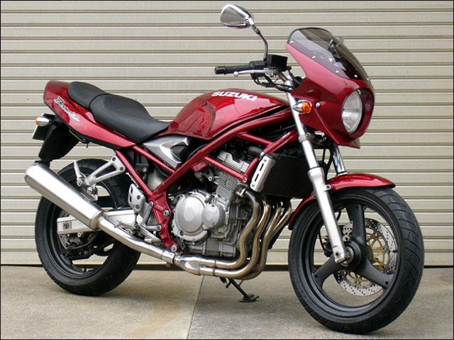 スーパーセール バイク用品 外装 カウルシックデザイン ロードコメット2 Cアカデミーマルーン クリア BANDIT250 V 95-CHIC DESIGN RCB10D-CAML 取寄品