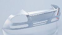 バイク用品 電装系 テールランプ/関連パーツKITACO テールガーニッシュ SKYWAVE250 400キタコ 658-2778000 取寄品