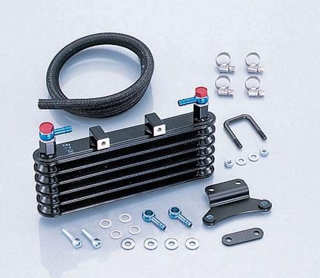セール バイク用品 冷却系 オイルクーラーKITACO スーパーオイルクーラーキット115ccセンヨウ APE100キタコ 330-1413810 取寄品