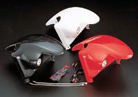 バイク用品 外装 フェンダーKITACO Fogフェンダー(アカ) TZM50Rキタコ 680-0056702 取寄品