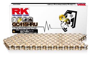 スーパーセール バイク用品 駆動系 チェーン&ドライブベルトRKチェーン GC415HRU 100フィートアールケーチェーン GC415HRU-100F 取寄品