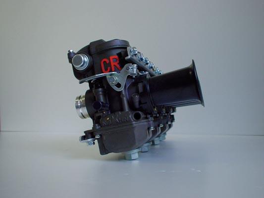 スーパーセール バイク用品 吸気系&エンジン インジェクション&キャブレターケーヒン CRキャブキット BLK 29パイ Z1 2ケーヒン 94S-A0 取寄品