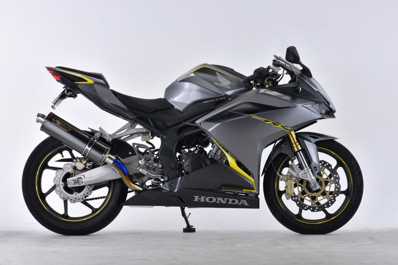 スーパーセール バイク用品 マフラー 4ストスリップオン&ボルトオンマフラーNOJIMA GTミドル スリップオン DLC-TI CBR250RR 17-19ノジマエンジニアリング NMS032SGTMD-CLK 取寄品
