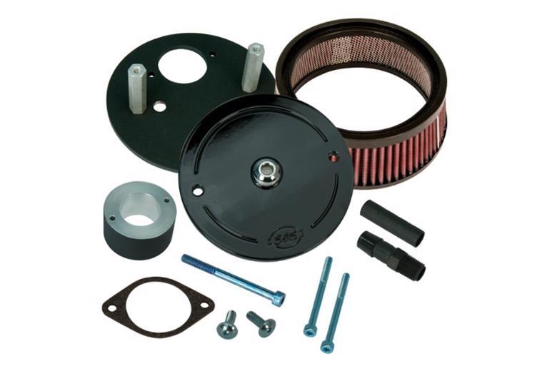 セール バイク用品 吸気系&エンジン エアークリーナー&エアファンネルS&S ステルスエアクリーナーキット STREET XG750 500 15-19エスアンドエスサイクル 170-0374A 取寄品