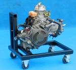 スーパーセール バイク用品 メンテナンス メンテナンススタンドBATTLE.F エンジンスタンド キャスター付 NSR250R 90-98バトルファクトリー BA31-H04 取寄品