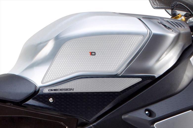 セール バイク用品 外装 フューエルタンク&タンクパッドPRINT タンクサイドパッド HDR CLR YZF-R1 M 15-19プリント HDR234 取寄品