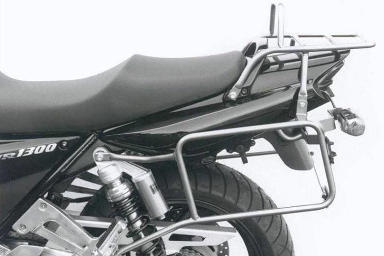 バイク用品 ケース(バッグ) キャリア キャリア&ケースホルダーヘプコアンドベッカー トップ&サイドケースキャリア ブラック XJR1200 SP 1300 94-03HEPCO&BECKER 650482 00 01 取寄品 セール