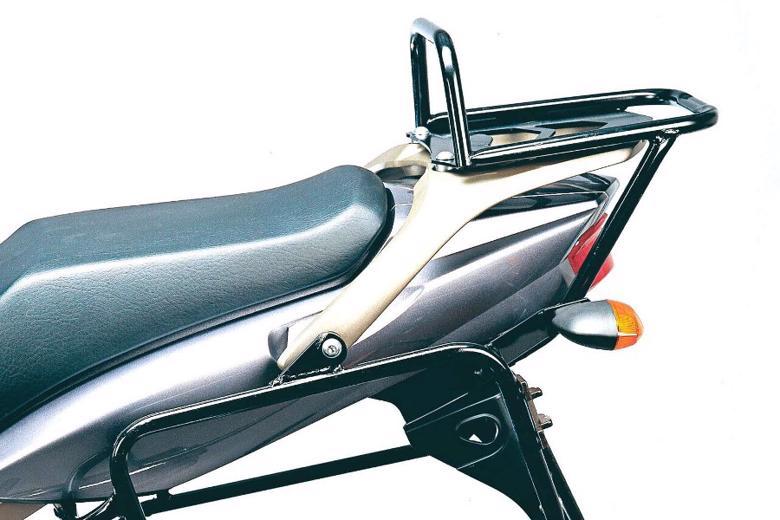 スーパーセール バイク用品 ケース(バッグ)&キャリア キャリア&ケースホルダーヘプコアンドベッカー トップケースキャリア リアラック ブラック TDM900 A 02-13HEPCO&BECKER 6504502 01 01 取寄品