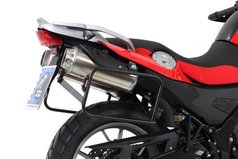バイク用品 ケース(バッグ) キャリア キャリア&ケースホルダーヘプコアンドベッカー サイドキャリア ロックイット ブラック G650GS 11-HEPCO&BECKER 650660 00 01 取寄品