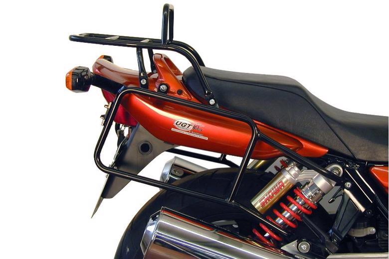 スーパーセール バイク用品 ケース(バッグ)&キャリア キャリア&ケースホルダーヘプコアンドベッカー トップ&サイドケースキャリア ブラック CB1300SF -02HEPCO&BECKER 650925 00 01 取寄品