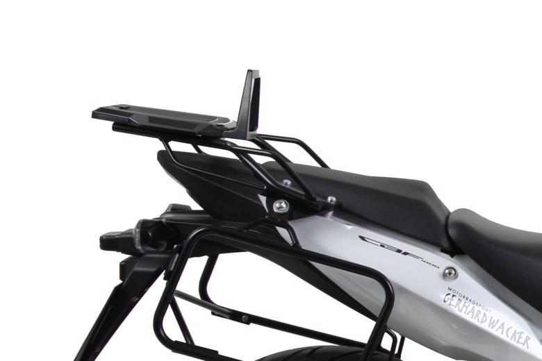 バイク用品 ケース(バッグ) キャリア キャリア&ケースホルダーヘプコアンドベッカー トップケースキャリア アルラック ブラック CBF1000F 10-HEPCO&BECKER 650957 01 01 取寄品