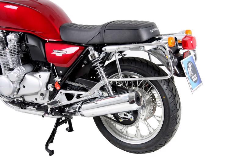 バイク用品 ケース(バッグ) キャリア キャリア&ケースホルダーヘプコアンドベッカー サイドキャリア ロックイット クローム CB1100EX 14-16HEPCO&BECKER 650989 00 02 取寄品 セール
