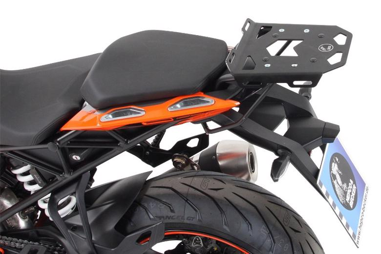 バイク用品 ケース(バッグ) キャリア キャリア&ケースホルダーヘプコアンドベッカー ミニラック ブラック 1290 Super Duke GT 16-19HEPCO&BECKER 6607541 01 01 取寄品