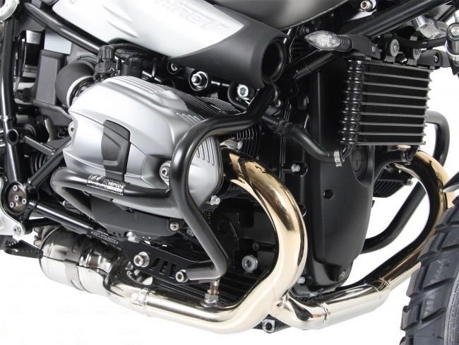 スーパーセール バイク用品 外装 ガード&スライダーヘプコアンドベッカー エンジンガード シルバー R NineT Scrambler 16-19HEPCO&BECKER 5016502 00 09 取寄品