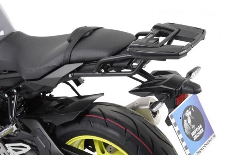 スーパーセール バイク用品 ケース(バッグ)&キャリア キャリア&ケースホルダーヘプコアンドベッカー トップケースキャリア EASYラック アンスラ MT-10 17-19HEPCO&BECKER 6614553 01 05 取寄品