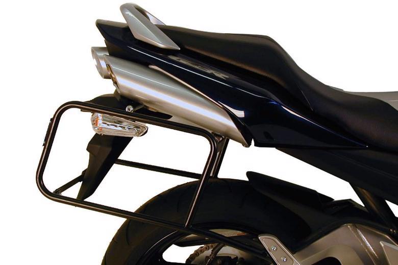 バイク用品 ケース(バッグ) キャリア キャリア&ケースホルダーヘプコアンドベッカー サイドキャリア ブラック GSR600HEPCO&BECKER 6503510 00 01 取寄品