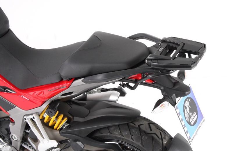 バイク用品 ケース(バッグ) キャリア キャリア&ケースホルダーヘプコアンドベッカー トップケースキャリア EASYラック ブラック Multistrada 1260 S 18-19HEPCO&BECKER 6617567 01 01 取寄品