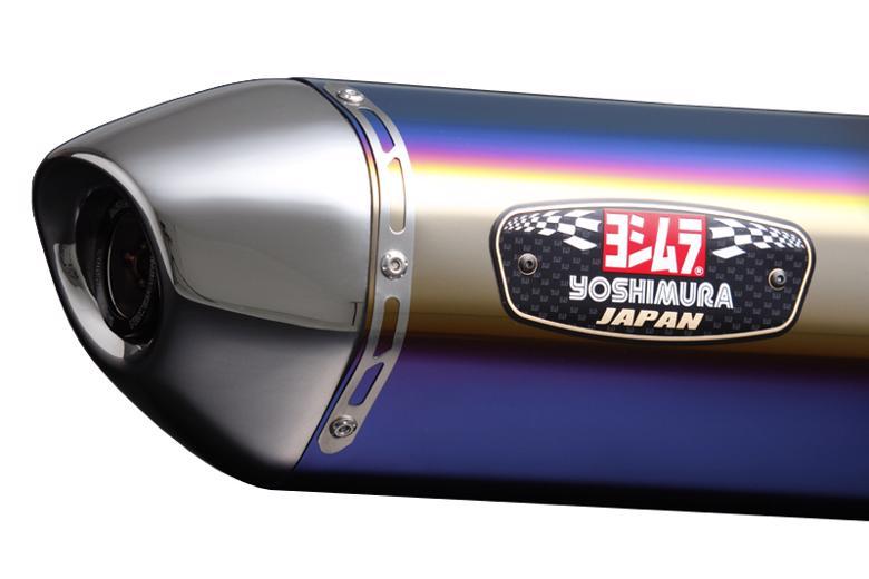 スーパーセール バイク用品 マフラー 4ストスリップオン&ボルトオンマフラーヨシムラ S O R-77Jサイクロン2本出 STBS Z1000 Ninja1000 14YOSHIMURA 110-213-5V82B 取寄品