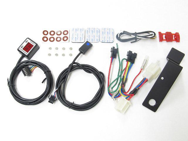 バイク用品 電装系 シフトインジケーターProtec SPI-K78シフトポジションインジケーター ZRX400 ZRX-II 04-08プロテック 11307取寄品 スーパーセール
