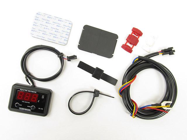 バイク用品 電装系 その他(電装系)Protec DG-HD02デジタルフューエルマルチメーター スポーツスターXL1200 07-プロテック 11509取寄品 スーパーセール