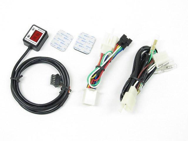 バイク用品 電装系 シフトインジケーターProtec SPI-H23シフトポジションインジケーター NSR250R SE SP 94-プロテック 11322取寄品 スーパーセール