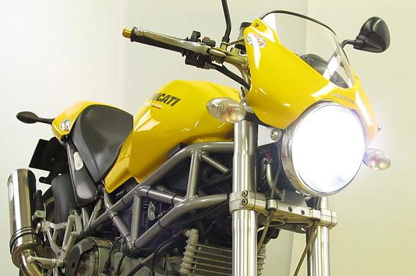 バイク用品 電装系 汎用バルブ&電飾品Protec BOMBER HID 6000K DUCATIモンスタープロテック 62842-02取寄品 セール