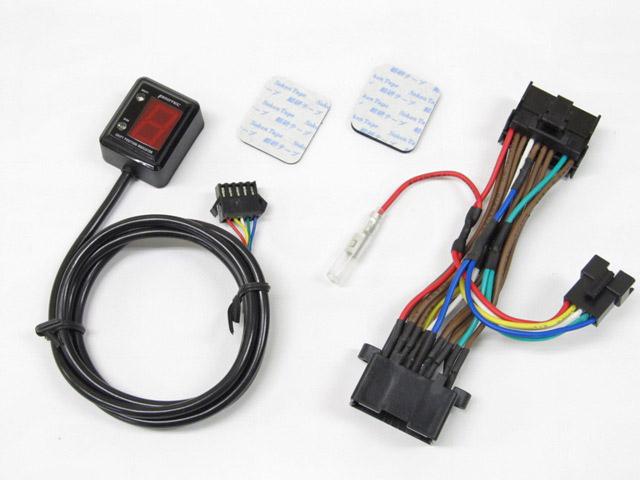 バイク用品 電装系 シフトインジケーターProtec SPI-S49シフトポジションインジケーター RF400R RV 96-プロテック 11345取寄品 スーパーセール