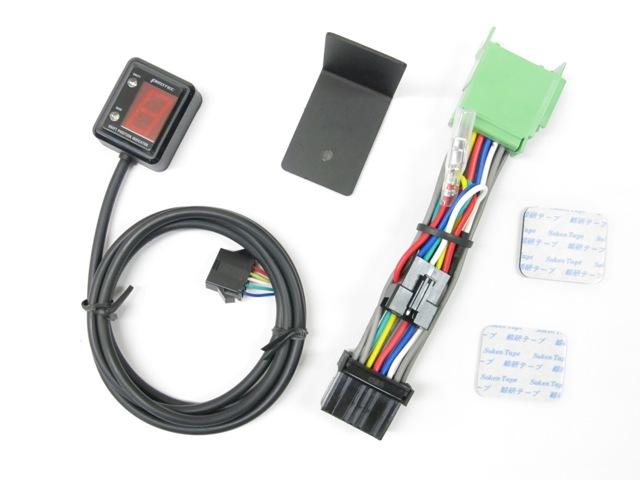 バイク用品 電装系 シフトインジケーターProtec SPI-S52シフトポジションインジケーター TL1000R(海外仕様) 98-00プロテック 11353取寄品 スーパーセール