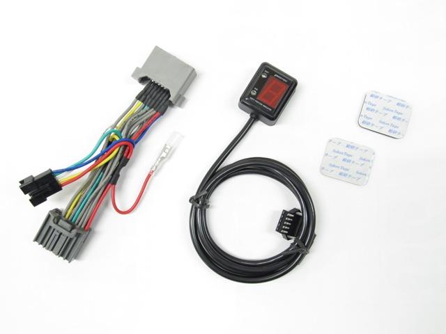 バイク用品 電装系 シフトインジケーターProtec SPI-K45シフトポジションインジケーター ZX-10R 06-07プロテック 11355取寄品 スーパーセール