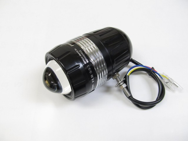 バイク用品 電装系 補助ライトProtec FLH-533 LEDフォグライト (REVセンサー無)下ボルトプロテック 66533-D取寄品 セール